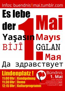 Unabhängiger 1. Mai Gummersbach @ Lindenplatz