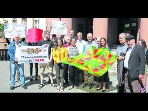 Treffen der Wählerinitiative Gießen @ Vereinsheim NAV-DEM