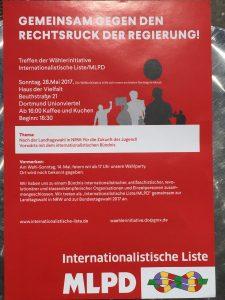 Treffen der Wählerini Dortmund @ Haus der Vielfalt, Dortmund Unionviertel
